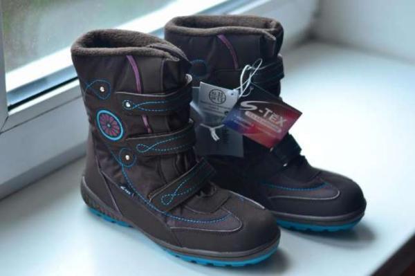 c7549ced1 Детские зимние ботинки Scotchlite новые (из Европы), Киев, Детская обувь