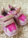 Кроссовки на девочку, как новые