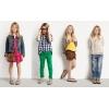 Одежда сток.  Повседневная стильная одежда